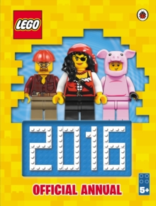 LEGO Official Annual 2016, Hardback Book