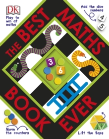 Best Maths Book Ever, Board book Book