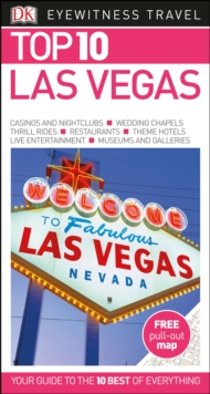 Top 10 Las Vegas, Paperback / softback Book