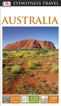 DK Eyewitness Travel Guide Australia, Paperback Book