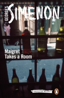 Maigret Takes a Room, Paperback Book