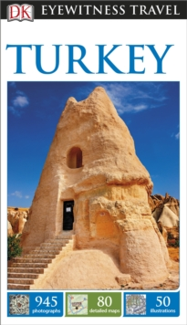 DK Eyewitness Travel Guide Turkey, Paperback / softback Book