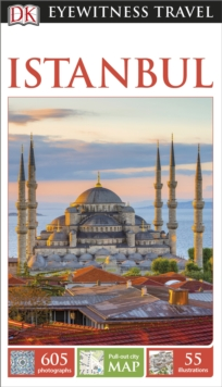 DK Eyewitness Travel Guide Istanbul, Paperback Book