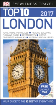 Top 10 London, Paperback Book