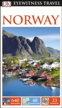 DK Eyewitness Travel Guide Norway, Paperback Book