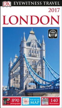 DK Eyewitness Travel Guide London, Paperback Book