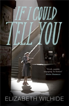 If I Could Tell You, Hardback Book