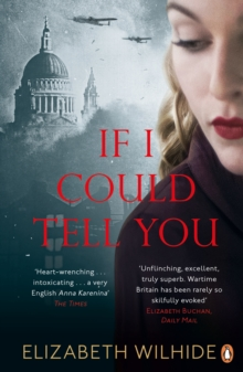 If I Could Tell You, Paperback Book