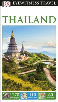 DK Eyewitness Travel Guide Thailand, Paperback Book