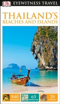 DK Eyewitness Travel Guide Thailand's Beaches and Islands, Paperback Book