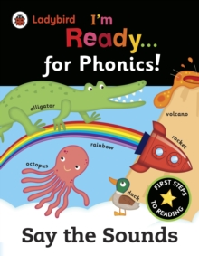 Ladybird I'm Ready for Phonics: Say the Sounds, Paperback Book