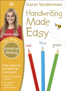 Handwriting Made Easy Ages 5-7 Key Stage 1 Joined-up Writing, Paperback / softback Book