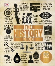 The History Book, Hardback Book