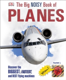 The Big Noisy Book of Planes, Hardback Book