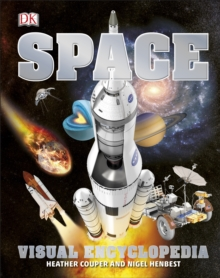 Space Visual Encyclopedia, Hardback Book