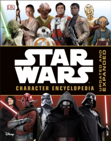 Star Wars Character Encyclopedia, Hardback Book