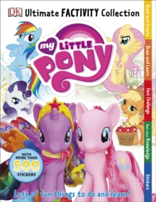 My Little Pony Ultimate Factivity Collection, Paperback / softback Book