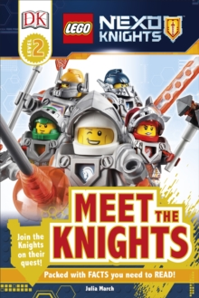 LEGO (R) NEXO KNIGHTS Meet the Knights, Hardback Book