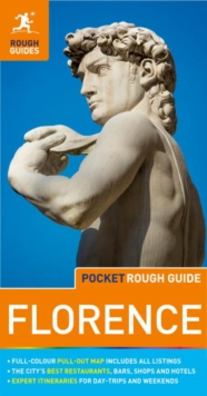 Pocket Rough Guide Florence, Paperback Book