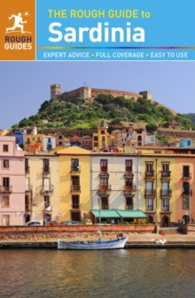 The Rough Guide to Sardinia, Paperback Book