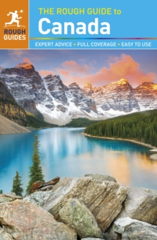 The Rough Guide to Canada, Paperback Book