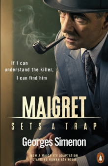 Maigret Sets a Trap : TV tie-in, Paperback Book