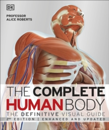 The Complete Human Body, Hardback Book