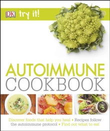 Try it! Auto-Immune Cookbook, Paperback Book