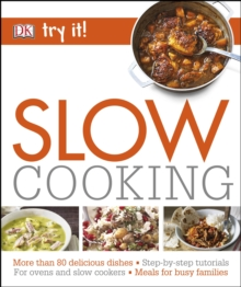 Slow Cooking, Paperback / softback Book