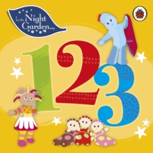 In the Night Garden: 123, Board book Book