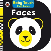 Faces: Baby Touch First Focus, Board book Book