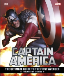 Captain America The Ultimate Guide to the First Avenger, Hardback Book
