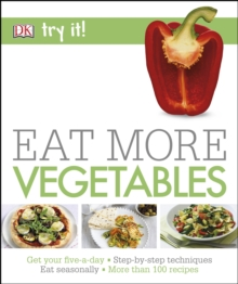 Eat More Vegetables, Paperback Book