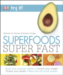 Superfoods Super Fast, Paperback Book