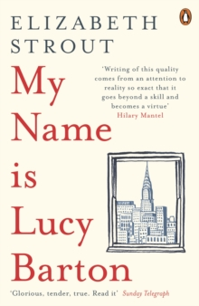 My Name Is Lucy Barton, Paperback Book