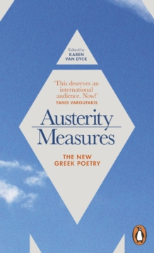 Austerity Measures : The New Greek Poetry, Paperback Book