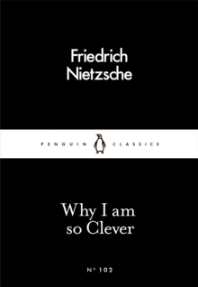 Why I am So Clever, Paperback Book