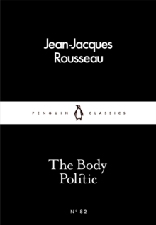 The Body Politic, Paperback Book