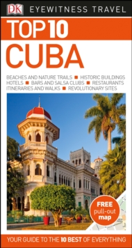 Top 10 Cuba, Paperback / softback Book