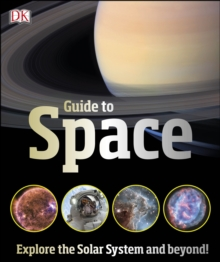 DK Guide to Space, Paperback Book