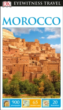 DK Eyewitness Travel Guide Morocco, Paperback Book