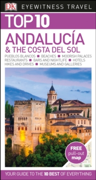 Top 10 Andalucia and the Costa del Sol, Paperback Book