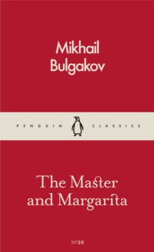 The Master and Margarita, Paperback Book