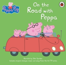 On the Road with Peppa, CD-Audio Book