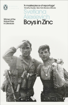 Boys in Zinc, Paperback / softback Book