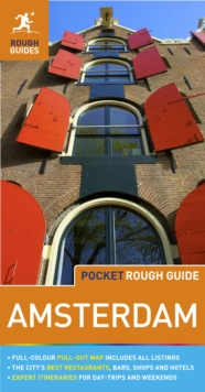Pocket Rough Guide Amsterdam, Paperback Book