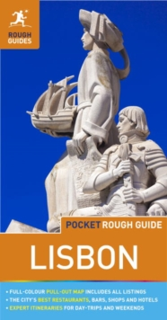 Pocket Rough Guide Lisbon, Paperback Book