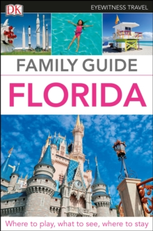 Family Guide Florida, Paperback Book