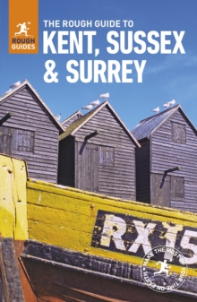 The Rough Guide to Kent, Sussex and Surrey, Paperback / softback Book