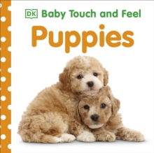 Baby Touch and Feel Puppies, Board book Book